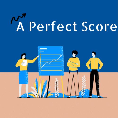 Achieving a perfect SAT score