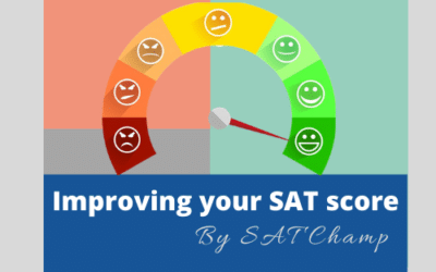 Improving your SAT score.